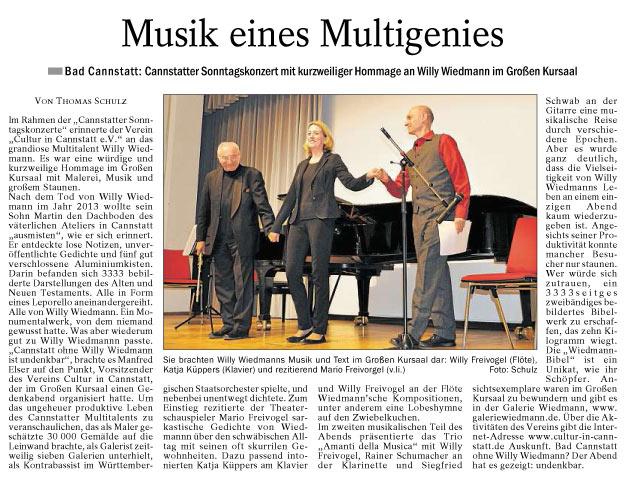 Source: Cannstatter/Untertürkheimer Zeitung. 11.04.2017