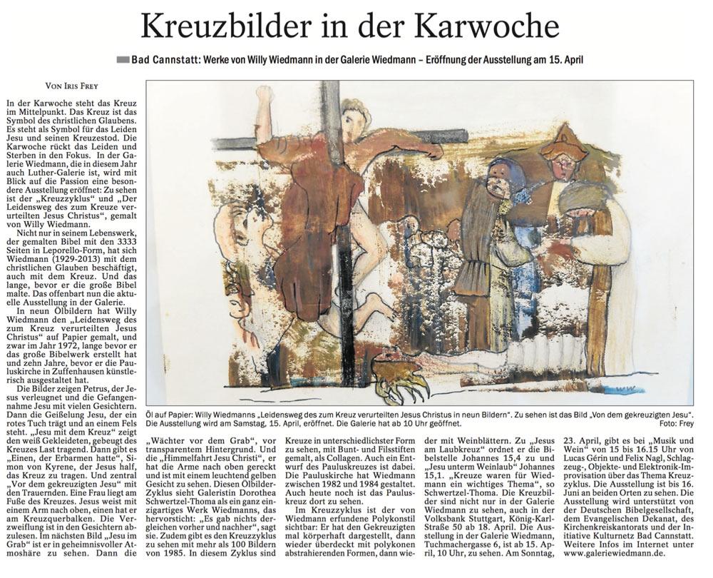 Source: Cannstatter/Untertürkheimer Zeitung. 12.04.2017