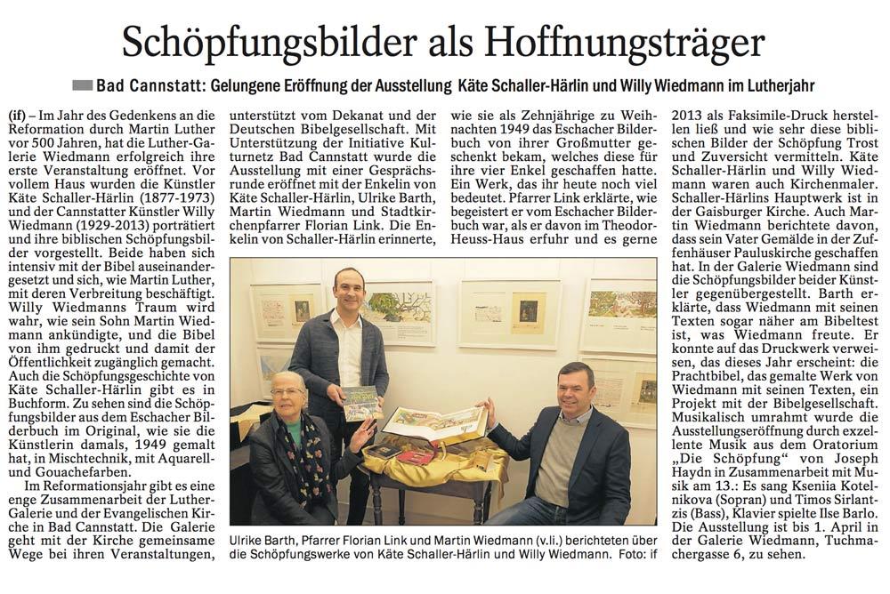 Source: Cannstatter / Untertürkheimer Zeitung 03.02.17